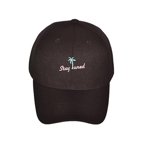 Stay Tuned Logo Baseball Cap
