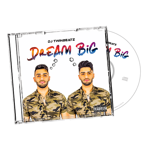 Dream Big - CD