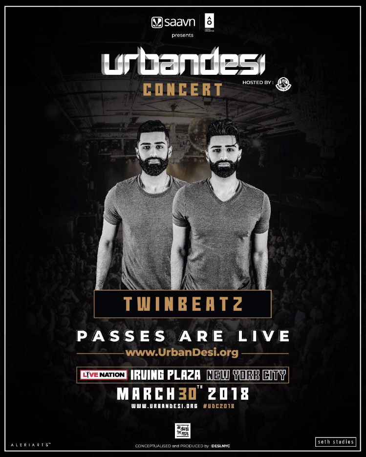 Twinbeatz at Urbandesi Conferenc