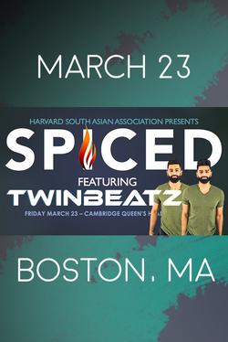 Spiced Feat. Twinbeatz