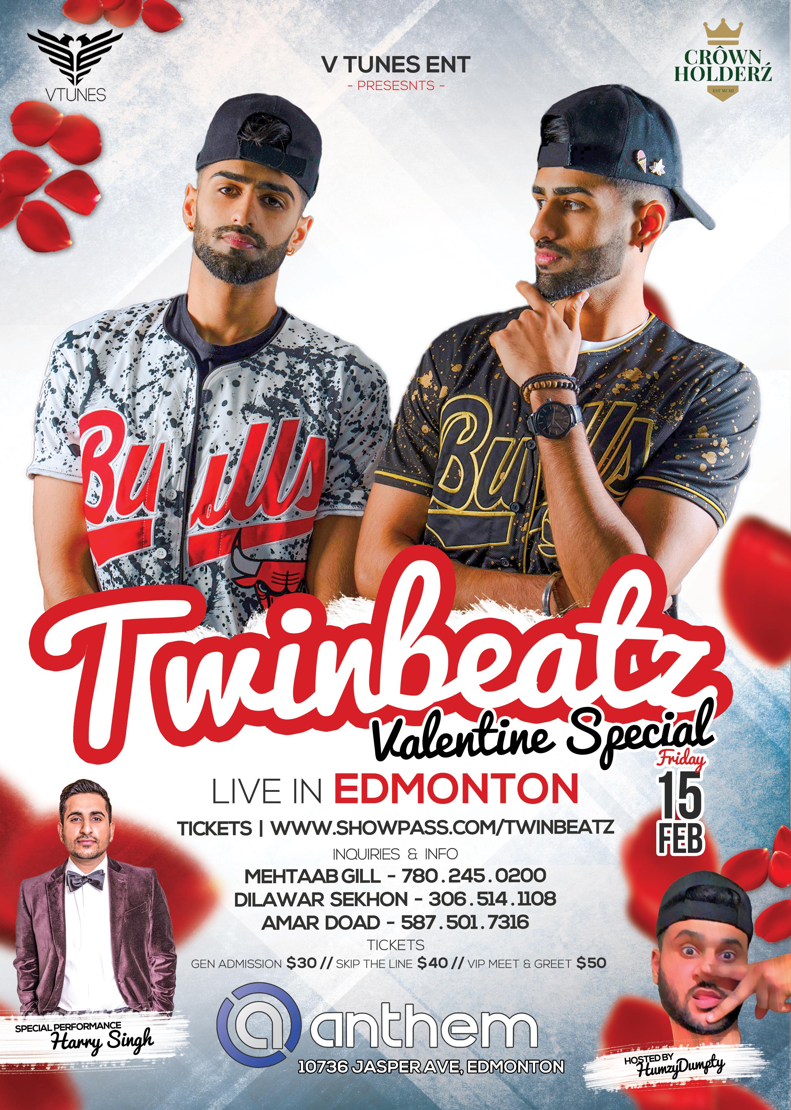 Twinbeatz Live at Edmonton 2k19