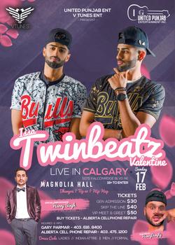 Twinbeatz Live at Calgary 2k19