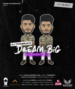 Dream Big At Sacramento