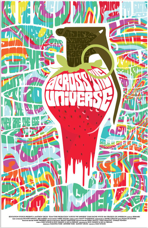 Across the Universe, Daniel O'Connor