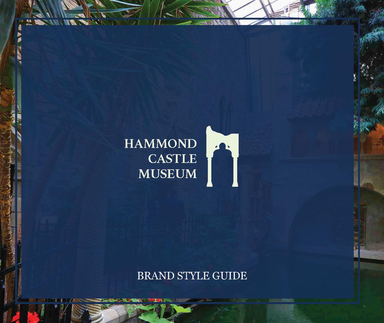 Hammon Castle Museum Brand Identity, Madison Grover