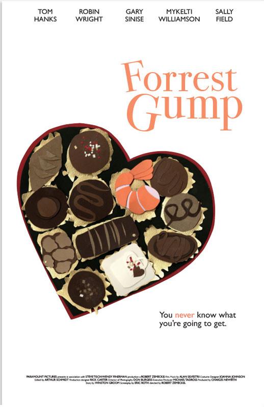 Forrest Gump, Madison Grover