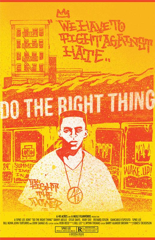 Do the Right Thing, Joshua Pichardo