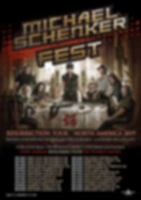 Michael Schenker Fest 2019