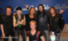 Temple Of Rock 2015 w/ Kirk Hammett