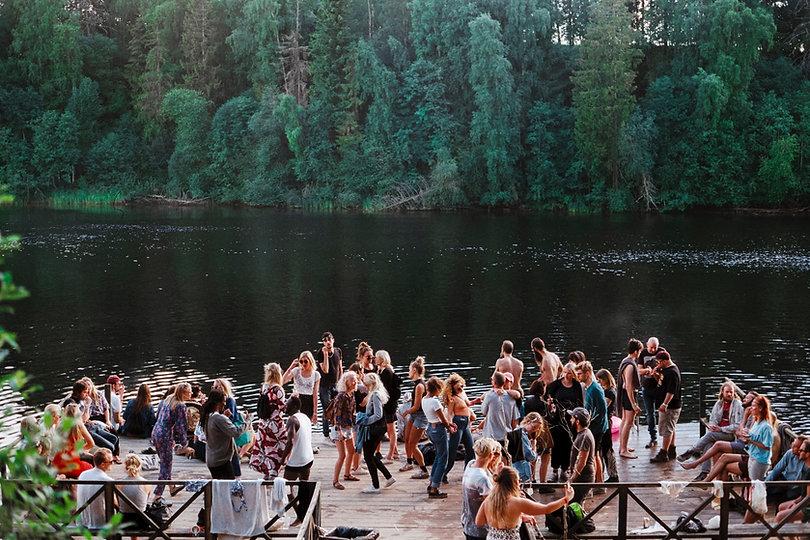 Сторона озера