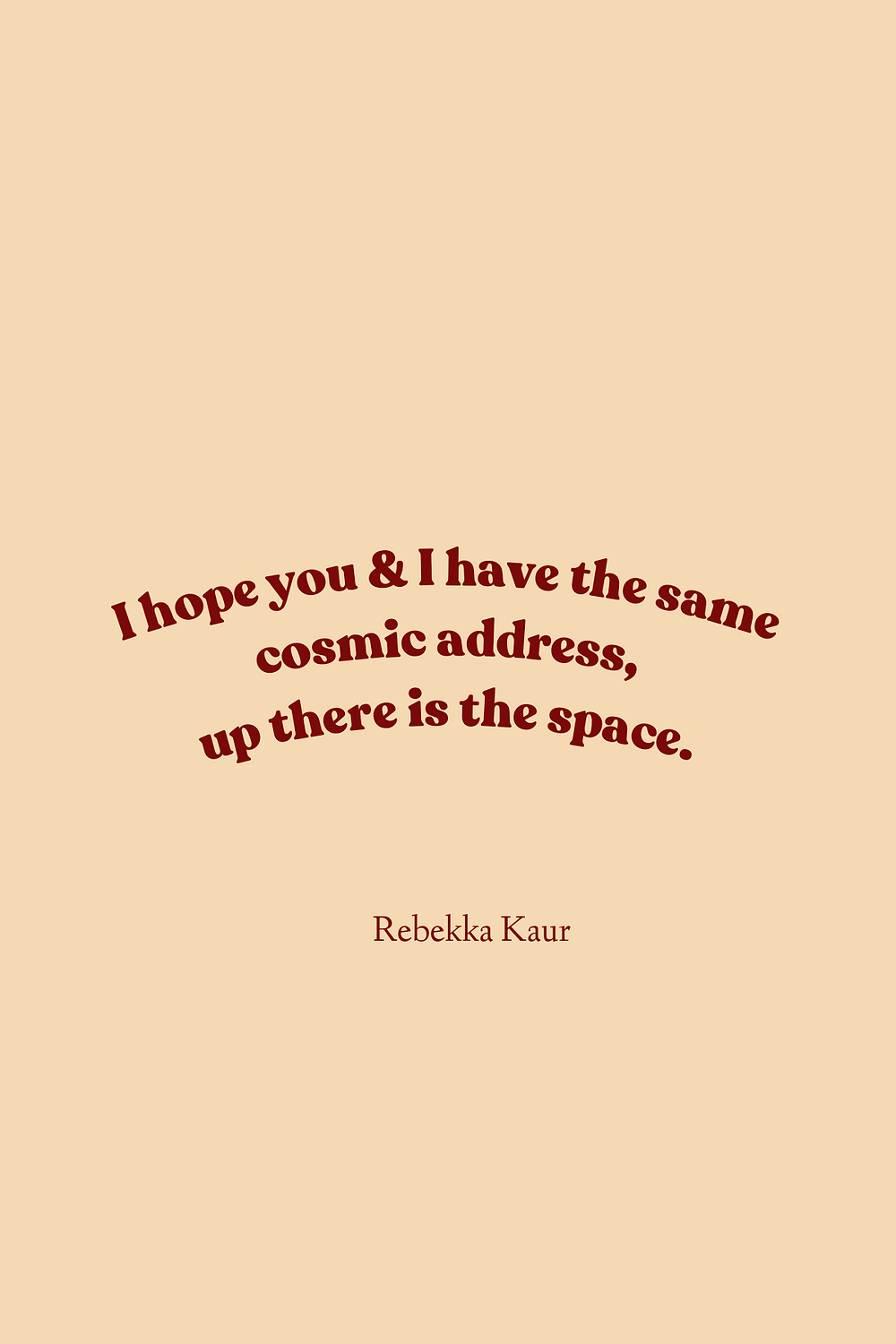 quotes about cosmos and stars