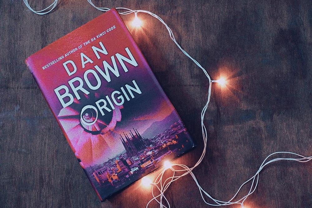 Origin Fiction Dan brown books books based on human evolution scifi