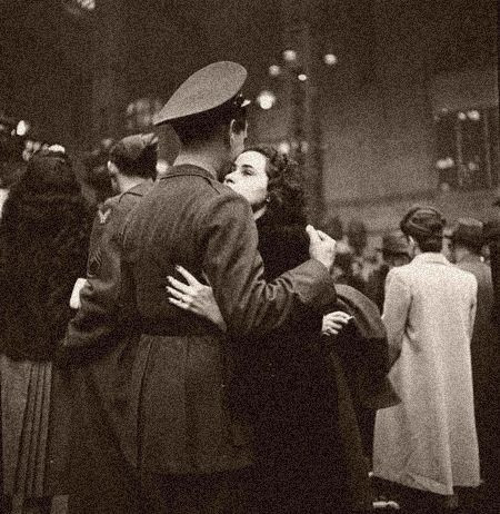 World war 2 French couple poems