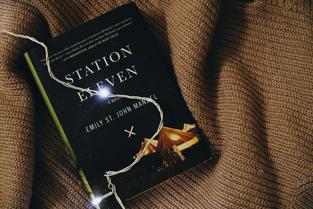 station eleven by emily mandel fiction novel