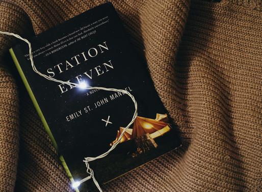 Apocalypse of technology : Station Eleven by Emily St. John Mandel