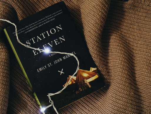 Apocalypse of technology : Station Eleven by Emily St. John Mandel