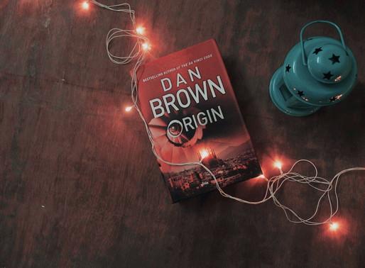 The secret of human evolution: Origin by Dan brown