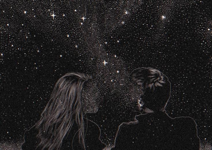 spiritual Soulmates stargazing
