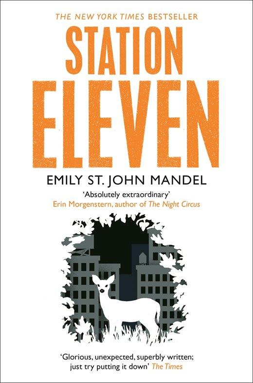 review of station eleven book by emily mandel UK version fiction novel
