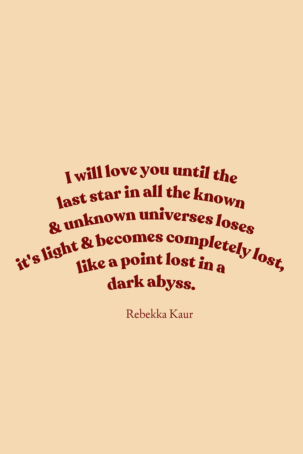 quotes about love and stars