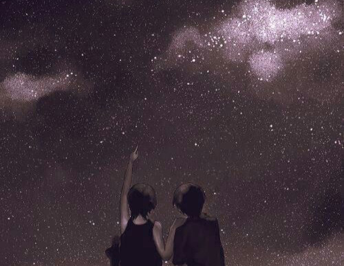 Top 10 love quotes for people who are stargazers