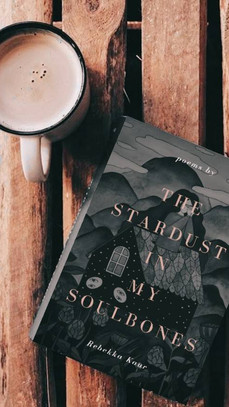 The stardust in my soulbones front cover