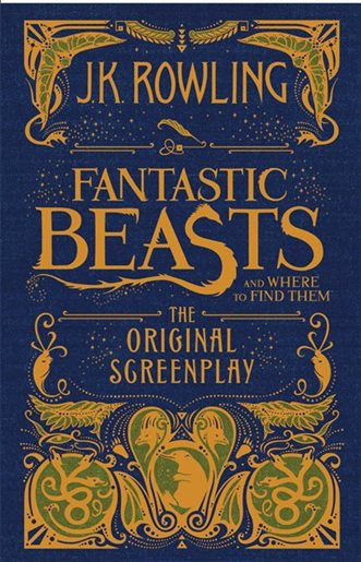 JK Rowling books Fantastic beasts and where to find them glossary