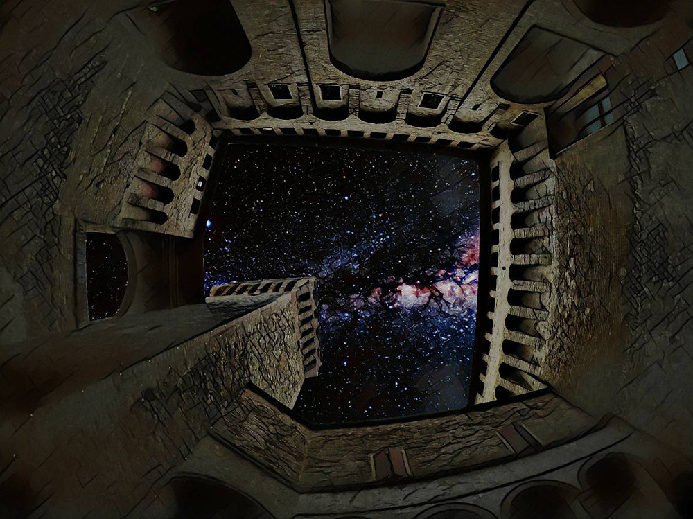 My odyssey fiction poem by Rebekka Kaur
