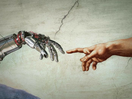 Salvation of AI