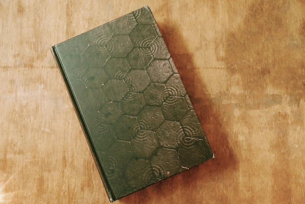 Origin book cover explained patterns on book origin