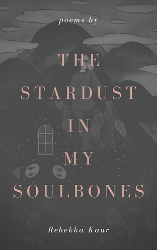 The stardust in my soulbones book