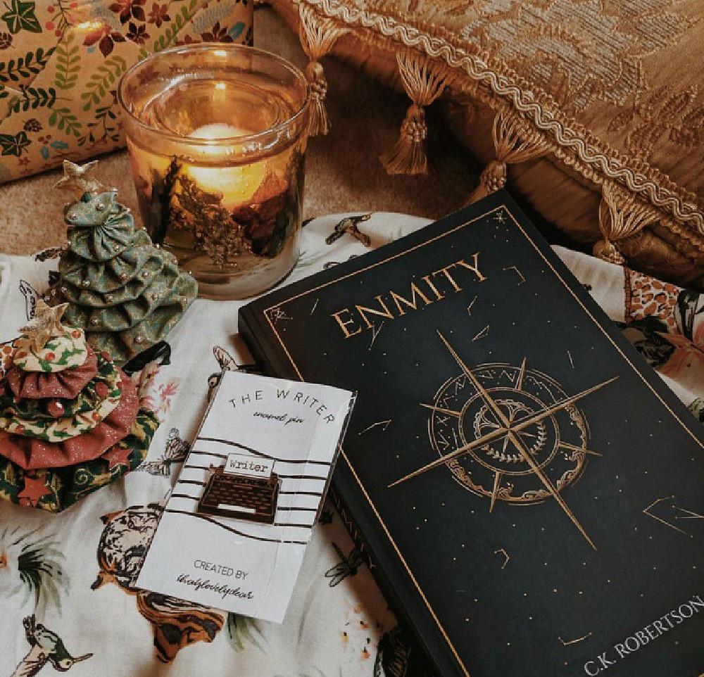 Enmity YA series Enmity book 1 CK robertson