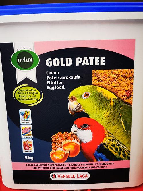 Jajčana hrana za papige 5kg