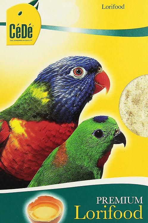 CeDe hrana za LORI ptice 1kg