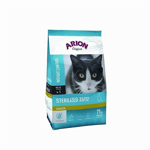 ARION za sterilizirane mačke 2kg