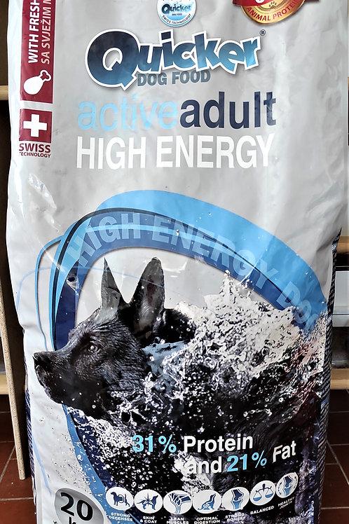 Premium Active za odrasle pse 20kg 31/21