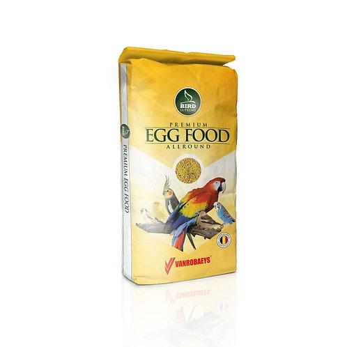 ŽUTA JAJČANA-Premium Allround 1kg (EggFood)