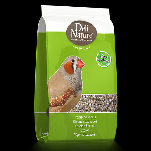 Deli Nature / ptice rižarice, zebice 800g
