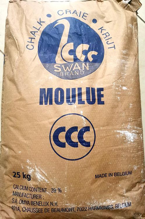 MOULUE -Bianco- prah za podove