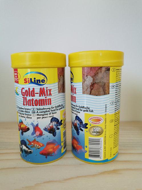 Hrana za zlatne ribice