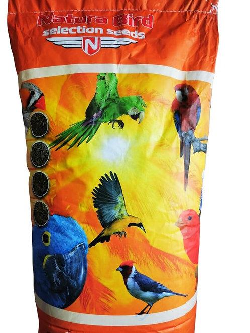 Natura Bird hrana za tigrice 20kg