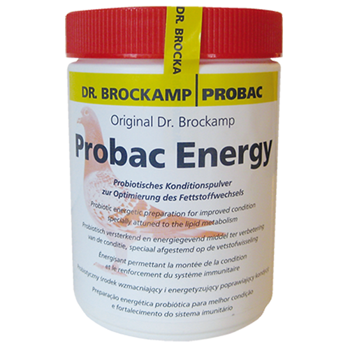 Probac Energy Dr. Brockamp 500g