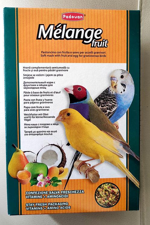 Melange voće za ptice 300g