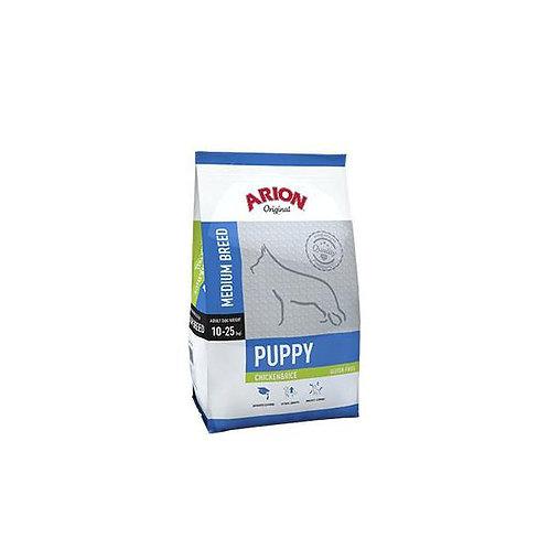 Arion Original Puppy  piletina i riža za srednje pse