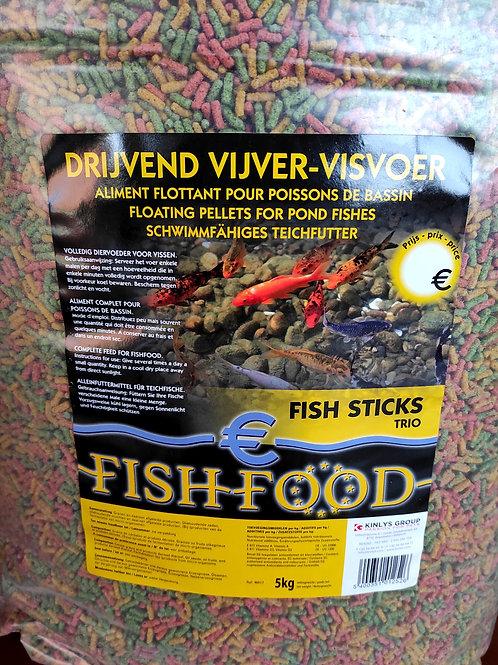 Hrana za ribnjake 5kg