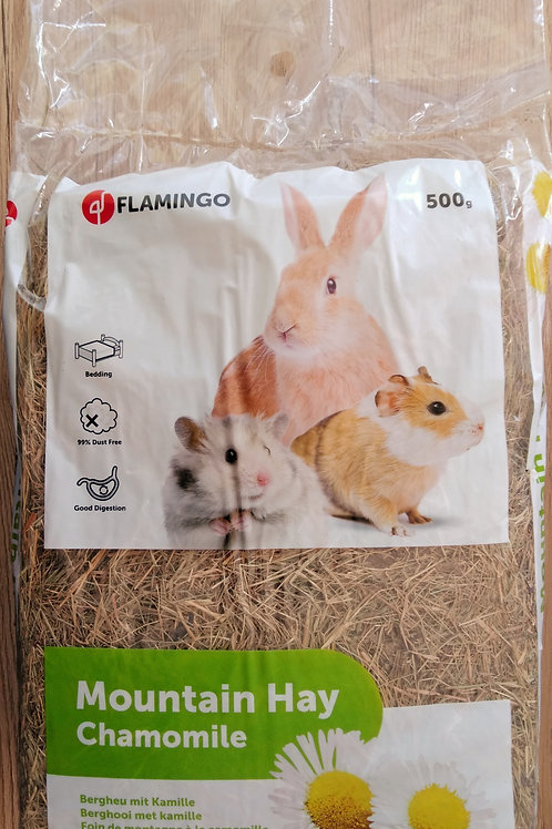 Sijeno za kuniće, zečeve i glodavce 500g