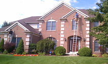 Residential Painting Job South Bend Indiana