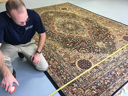 Rug Measurement small
