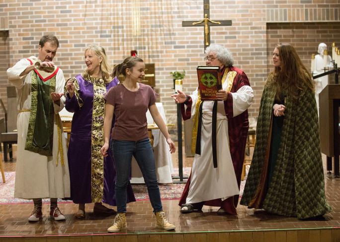 St. Patrick musical