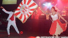 Imperadores do Samba realiza lançamento de enredo 2020